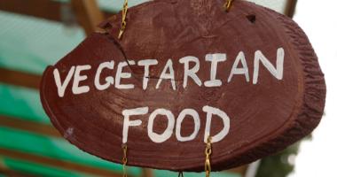 Vegetariánsky jedálniček – prvý deň